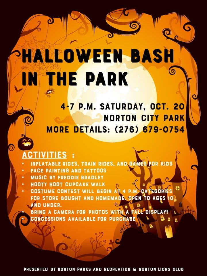Photo of Halloween Bash flyer