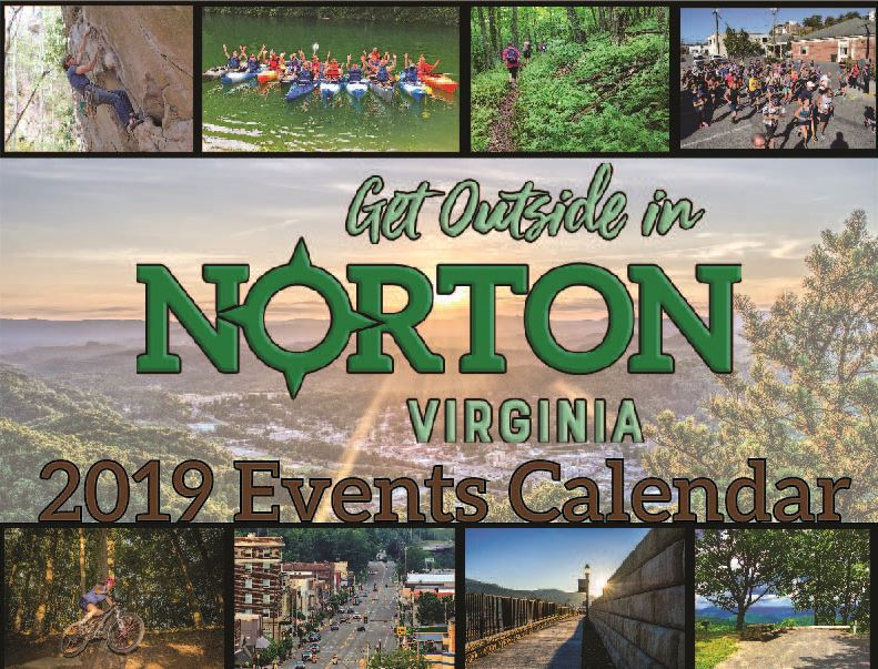 2019 Calendar Cover City Events