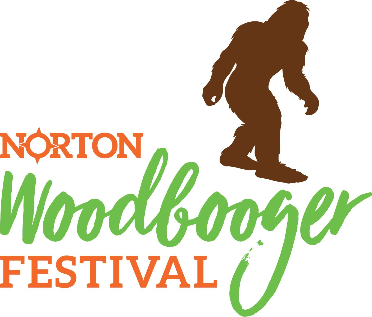 Photo of Woodbooger Festival logo