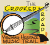 Crooked Road Trail logo