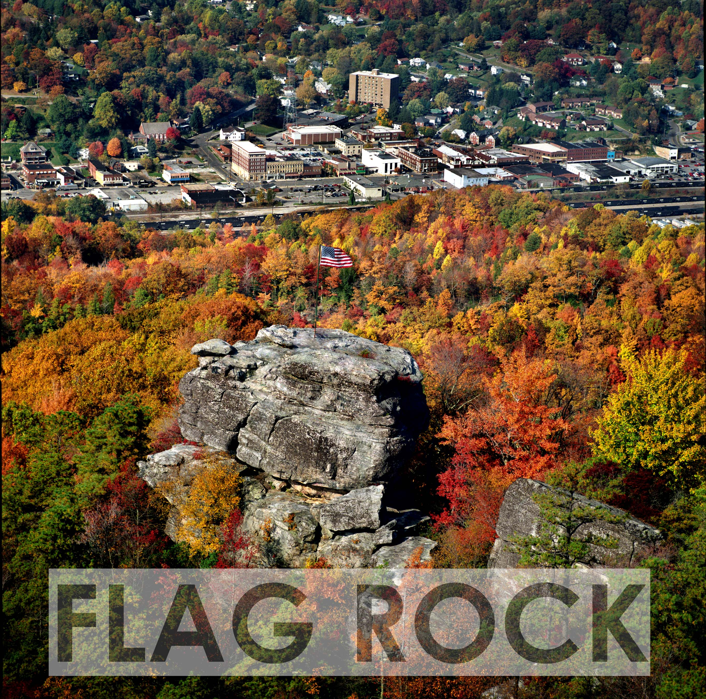 Picture of Flag Rock in Flag Rock Recreation Area