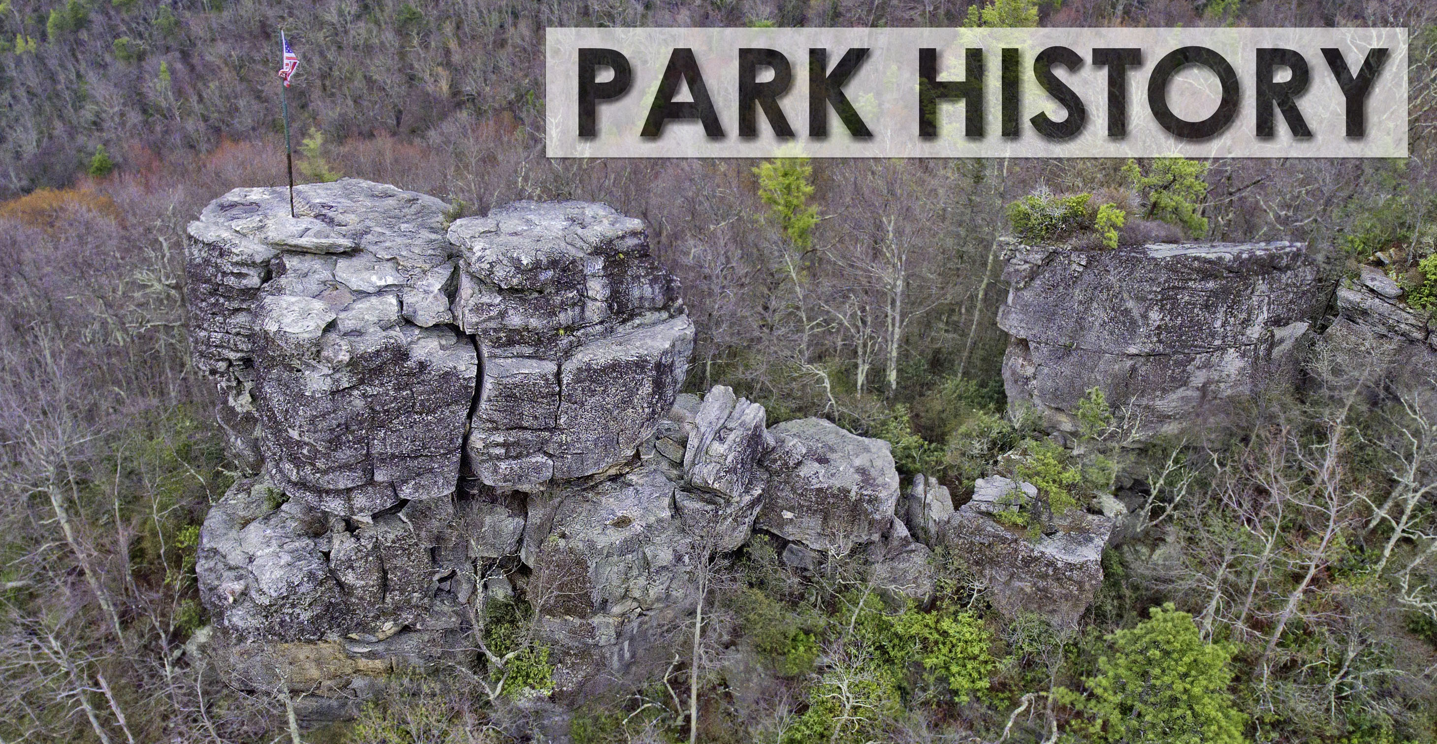 Picture of Flag Rock landmark