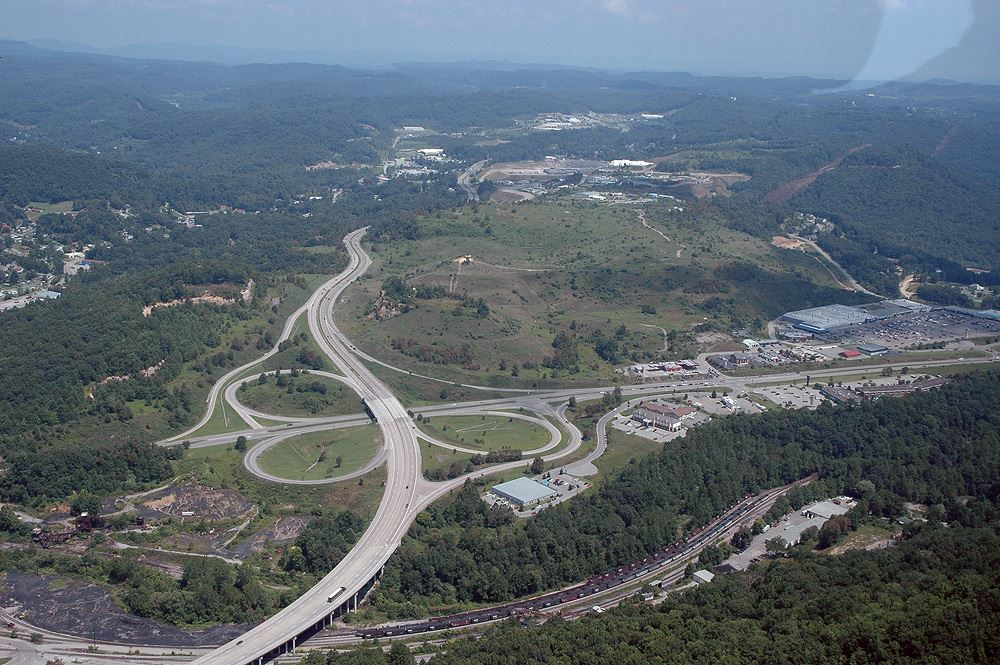 US 23 / Alt 58 Interchange