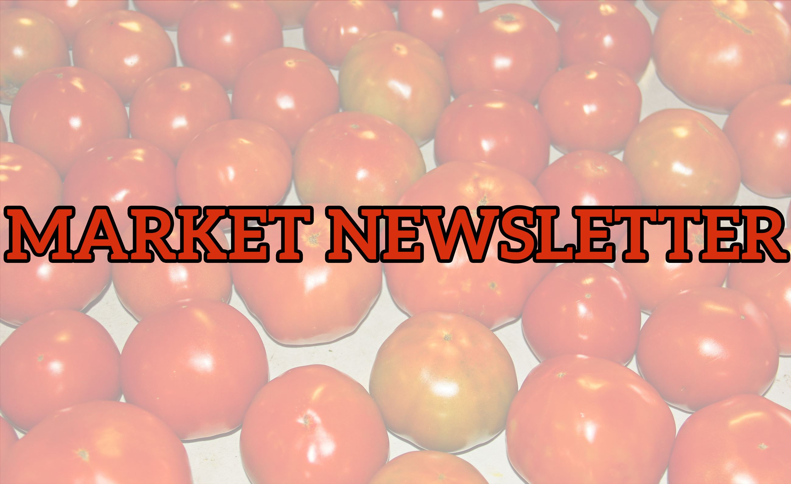 Market Newsletter